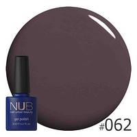 Гель-лак для ногтей NUB 062