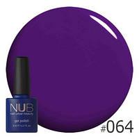 Гель-лак для ногтей NUB 064