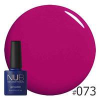 Гель-лак для ногтей NUB 073