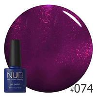 Гель-лак для ногтей NUB 074