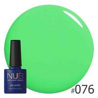 Гель-лак для ногтей NUB 076