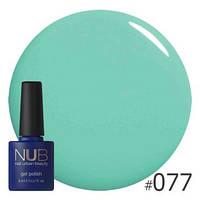Гель-лак для ногтей NUB 077