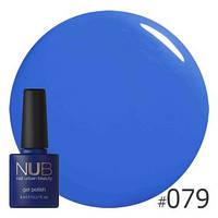Гель-лак для ногтей NUB 079