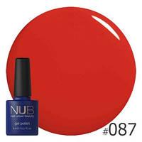 Гель-лак для ногтей NUB 087