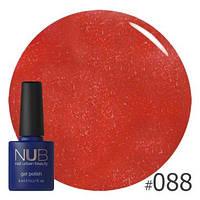 Гель-лак для ногтей NUB 088