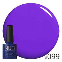 Гель-лак для ногтей NUB 099