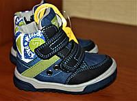 Детские  ботинки Clibee для мальчика 21.22