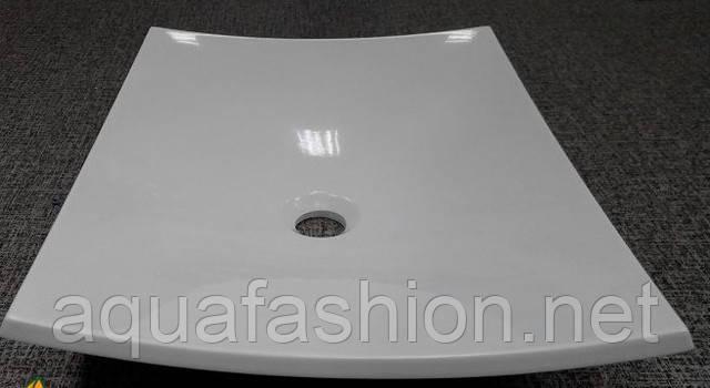 Накладная раковина чаша из искусственного камня MARMITE NATURA 50 см