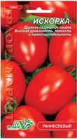 Семена Томат детерминантный Искорка 0,3 грамма Флора Маркет
