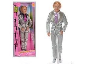 Кукла Кен Defa, коробка 12х5.5х32.5 см., Дефа