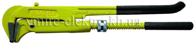 """Ключ трубний 1"""" 90° 310 мм Crv Sigma"""