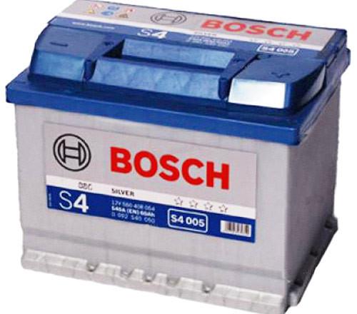 Аккумулятор Daewoo Nexia (Део Нексия) BOSCH S4 (Бош) 60 Ач