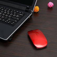 Мышь оптическая беспроводная Mouse-USB, фото 3