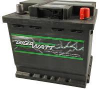 Аккумулятор Daewoo Nexia (Део Нексия) GIGAWATT (Гигават) 53 Ач