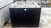 Септик бетонный монолитный 5куб.м, 2-х камерный
