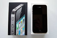 """Оригинальный смартфон IPhone 4 (айфон 4) 8ГБ 3.5"""" 5мп+ подарки"""