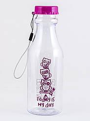 """Бутылка для воды """"Today is my day"""" 705580"""
