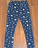 Лосины джинсовые для девочек
