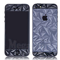 3D Защитная пленка для iPhone 5/5S (Алмаз)