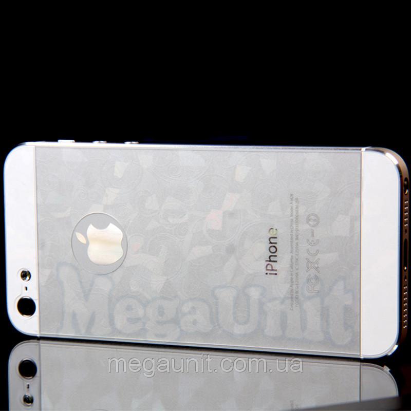 3D Защитная пленка для iPhone 5/5S (Лоза)