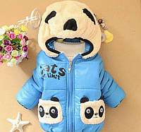 Детская демисезонная курточка на малыша 18-24мес
