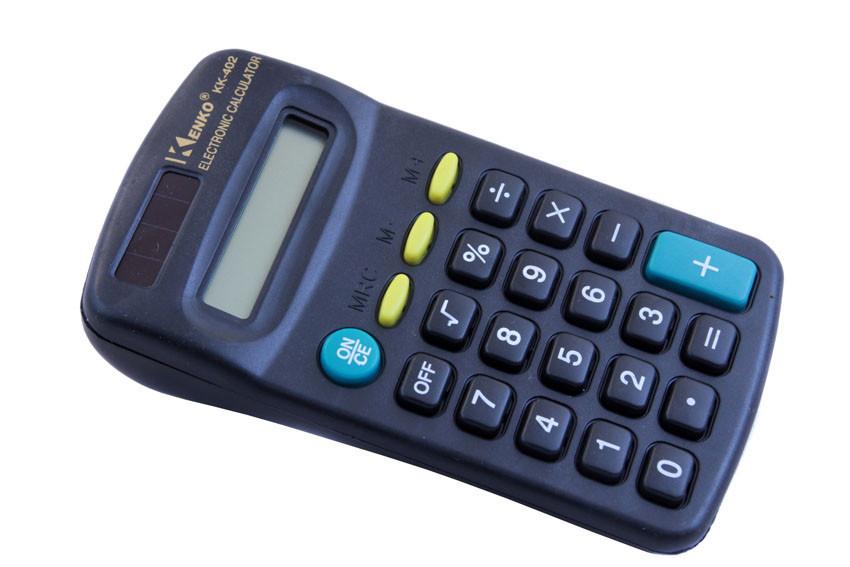 Кишеньковий Калькулятор KK-402