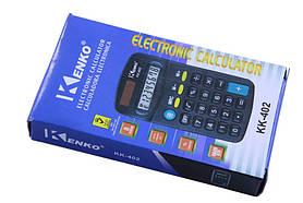 Кишеньковий Калькулятор KK-402, фото 3