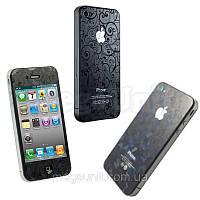 3D Защитная пленка для iPhone 4/4S (Лоза)