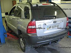 Фаркоп Kia Sportage с 2004 г.