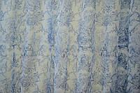 Тюль вуаль Туаль-де-Жуи (синий)