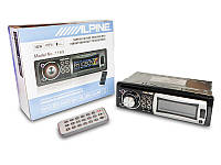 Автомагнитола MP3 ALPINE 1169 (USB-SD-FM-MP3)