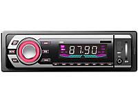 Автомагнитола 1080 со съемной панелью (USB SD FM MP3)+ПУЛЬТ