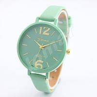 Женские кварцевые часы Geneva Platinum Mint