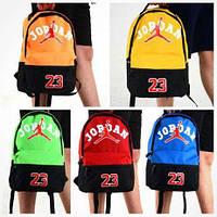 Спортивный рюкзак Jordan 23, молодежный, спортивные сумки, портфели, Джордан, качество, стильный аксессуар