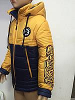 """Весенняя куртка для мальчиков """"SPORT"""" и """"SPORT""""- трансформер"""