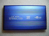 Внешний карман бокс sata винчестер HDD 2,5 USB 2.0