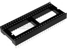Панелька для мікросхем DIL 48выв. часта 15,24 мм RM1,778мм