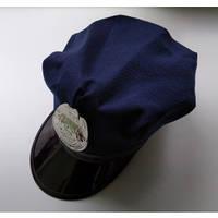 Кепка полицейского синяя