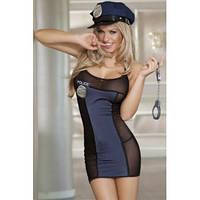 Соблазнительный костюм Полицейская