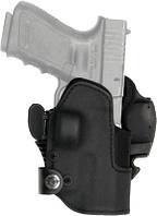 Кобура Front Line KNGxxSR с замком для Glock 17/22/31 нейлон черный