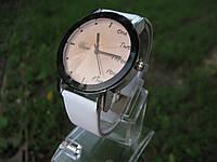 """Женские наручные часы """"Visec"""" белые кварцевые"""