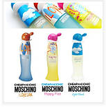 Moschino I Love Love EDT 100 ml  туалетная вода женская (оригинал подлинник  Италия), фото 4