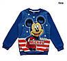 Теплая кофта Mickey Mouse для мальчика. 140 см