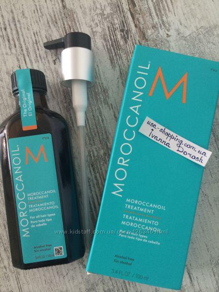 Восстанавливающее масло для волос MoroccanOil Oil Treatment, 100мл