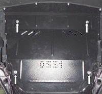 Защита двигателя Renault Kadjar 2014- (Рено Каджар)