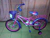 Детский двухколесый велосипед CROSSER 18дюймов  Кидди НОВИНКА!