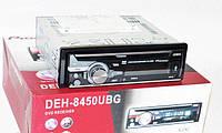 Автомагнитола DVD Pioneer DEH-8450UBG, съемная панель, 4х50W