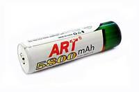 Аккумулятор ART Li-ion 5800 mAh. 3.7v