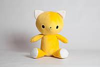 """Игрушка """"Котенок Айси"""", желтый."""