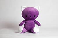 Котенок Айси, фиолетовый.